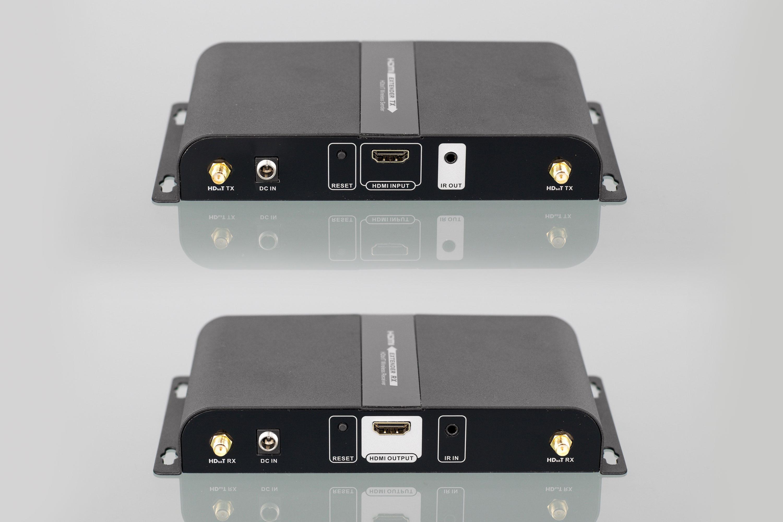 Hdmi Wireless Transmitter And Receiver Kit Helgi